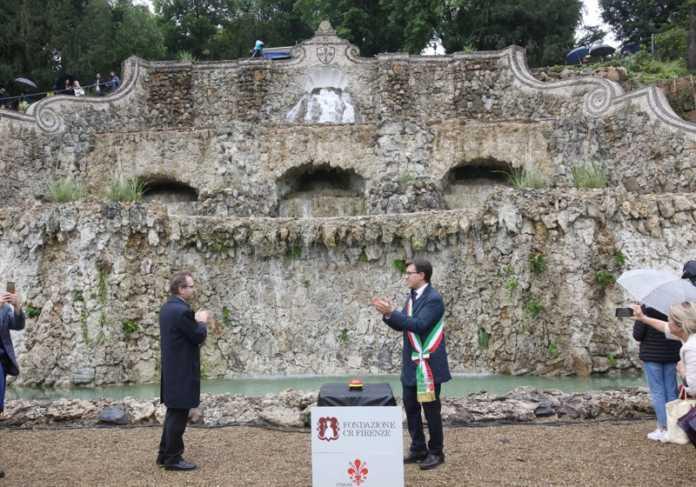 Nardella e Tombari inaugurano le Rampe del Poggi