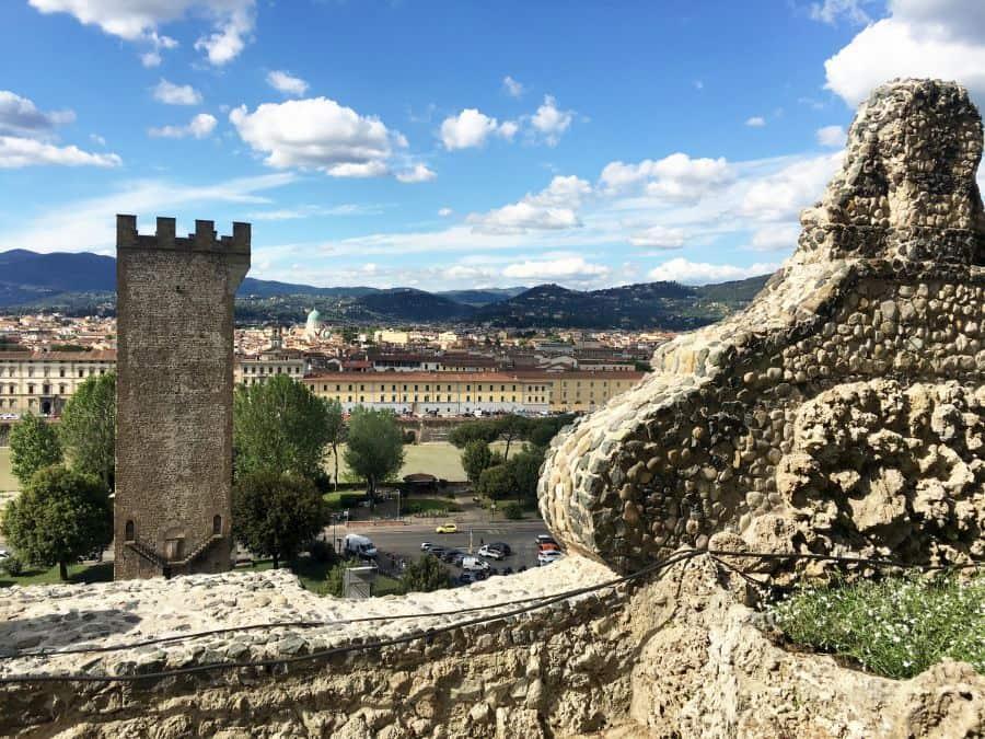 Rampe del Poggi Firenze restauro