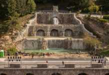 Rampe in festa Firenze 2019 Rampe del Poggi restauro