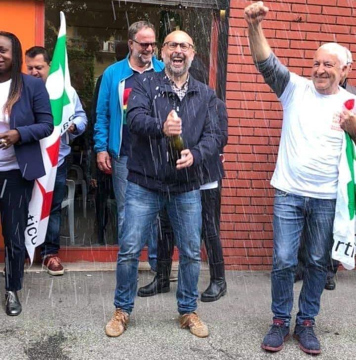Sandro Fallani sindaco elezioni Scandicci 2019
