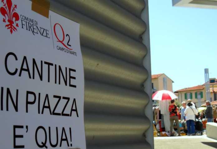 mercatini svuota cantine Firenze Quartiere 2