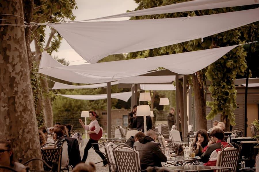 Vele sull'Arno locali estivi lungarno