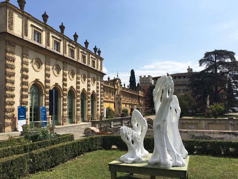 Villa Salviati Open Day Bright 2019 Notte ricercatori