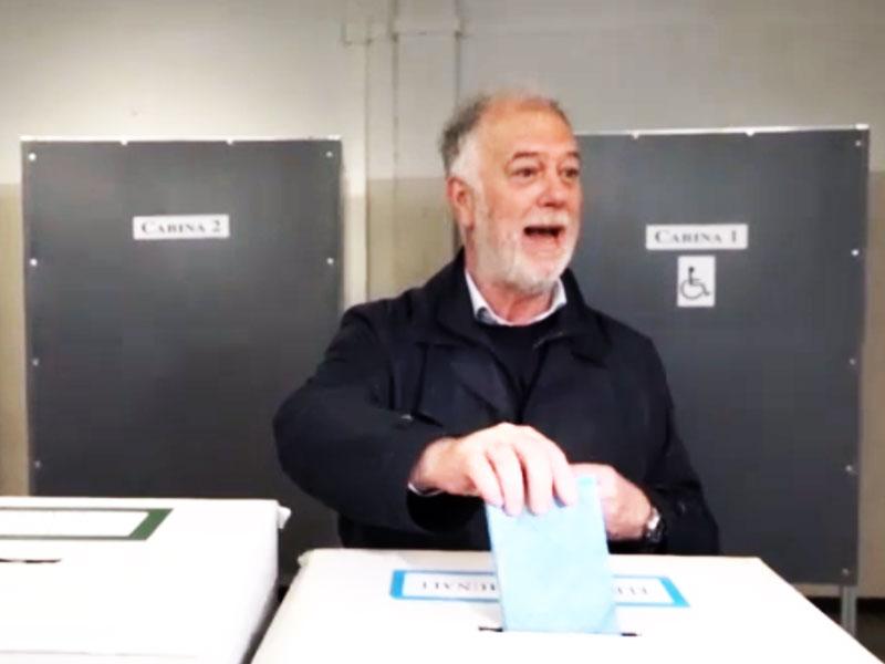 Bocci vota alla scuola Masaccio