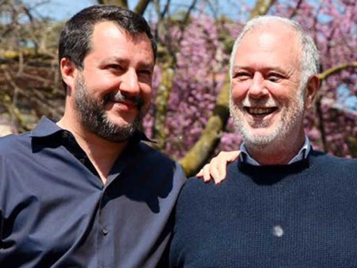 Salvini torna a Firenze per Ubaldo Bocci