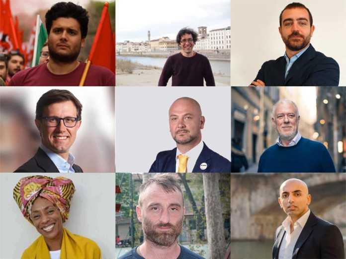 Intervista ai 9 candidati alle elezioni di Firenze