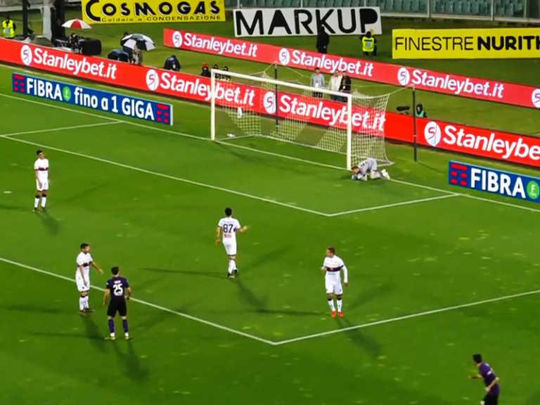 Fiorentina salva (tra i fischi) grazie all'Inter