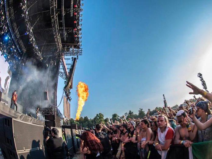 Firenze Rocks Eddie Vedder Ed Sheeran The Cure rock