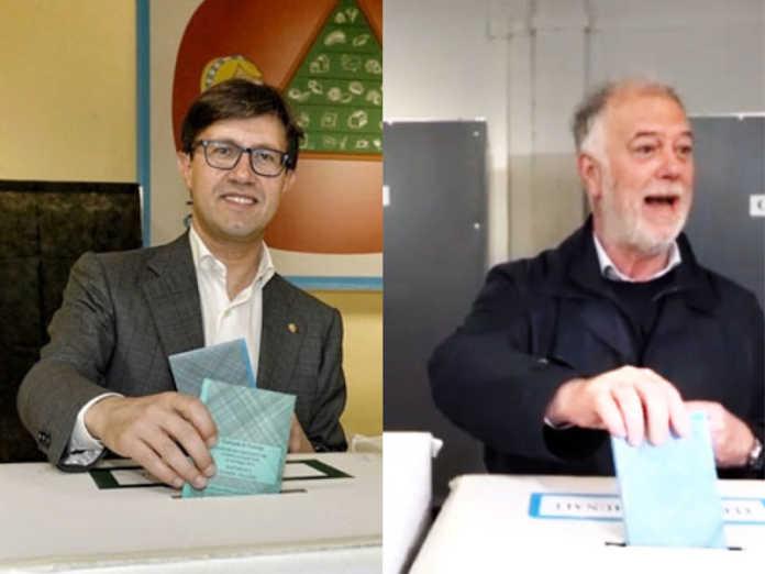Nardella Bocci elezioni sindaco Firenze comunali 2019