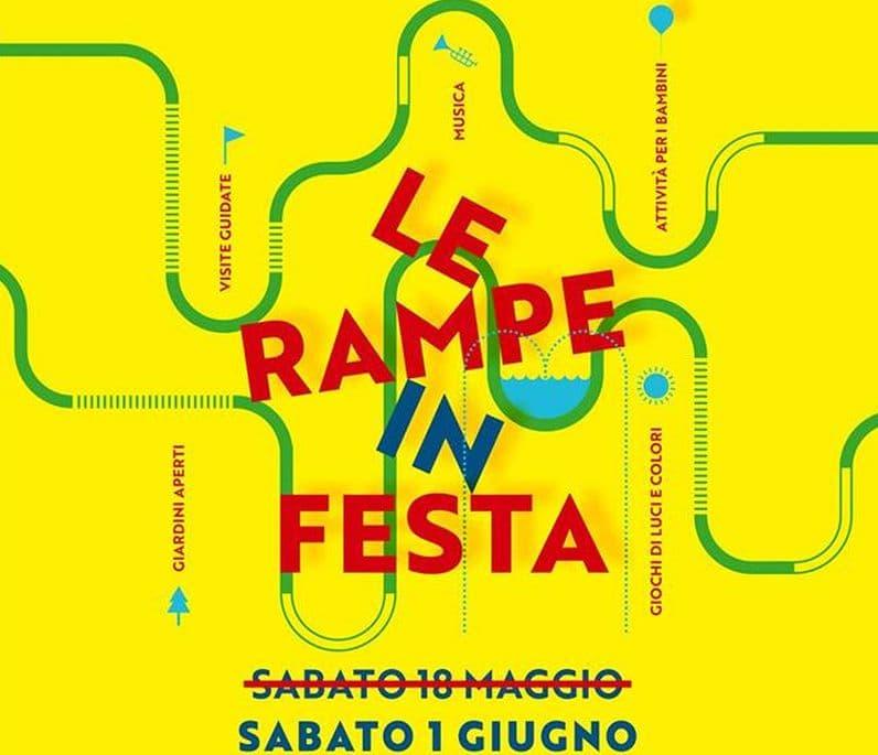 Festa Rampe Poggi 1 giugno 2019 programma