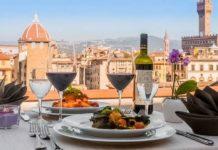 Ristoranti con vista Firenze terrazza
