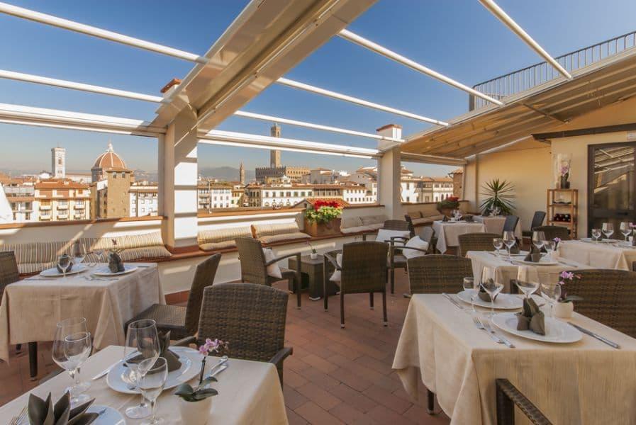 I Migliori Ristoranti Con Vista Su Firenze Secondo The Fork