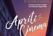 Apriti cinema Uffizi 2019 programmazione