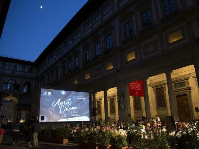 Cinema Uffizi gratis rassegna