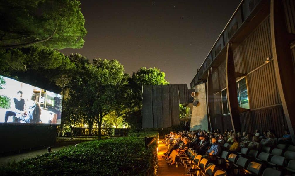 Arena di Marte piccola Firenze cinema all'aperto