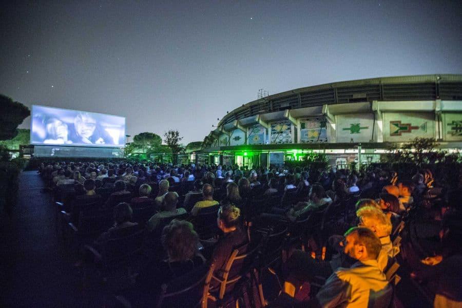 Arena di Marte cinema Mandela Forum