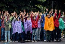 Hortus Festival Isolotto Cantieri Culturali performance