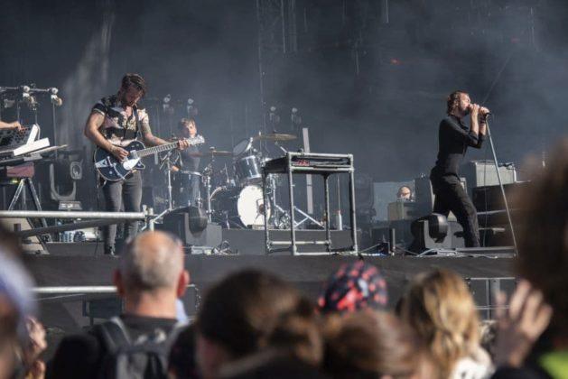 Firenze Rocks concerto