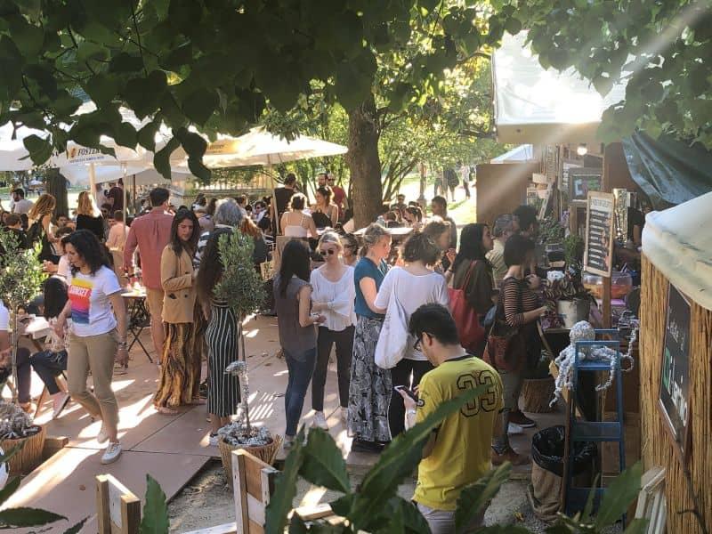 Giardino Artecultura Firenze estate eventi