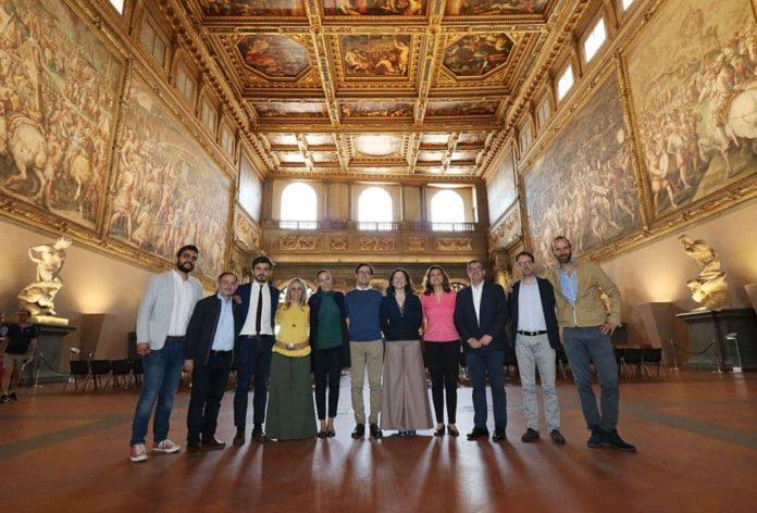 Giunta Nardella bis assessori Comuni Firenze