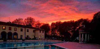 piscina Le Pavoniere Firenze estate 2019