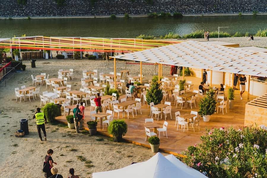 Spiaggetta Arno Eventi Firenze fine settimana