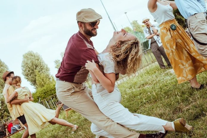 Tuballoswing Swing eventi Firenze weekend