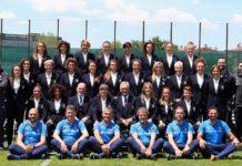 Fiorentine al Mondiale, Italia ai Mondiali femminile