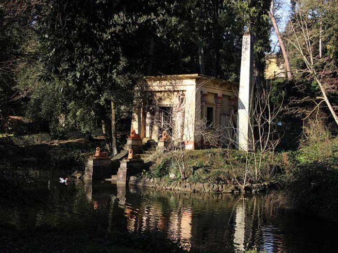 Picnic solidale per grandi e piccini nel parco di Villa Stibbert