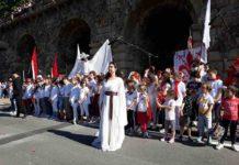 Firenze festeggia le Rampe ritrovate