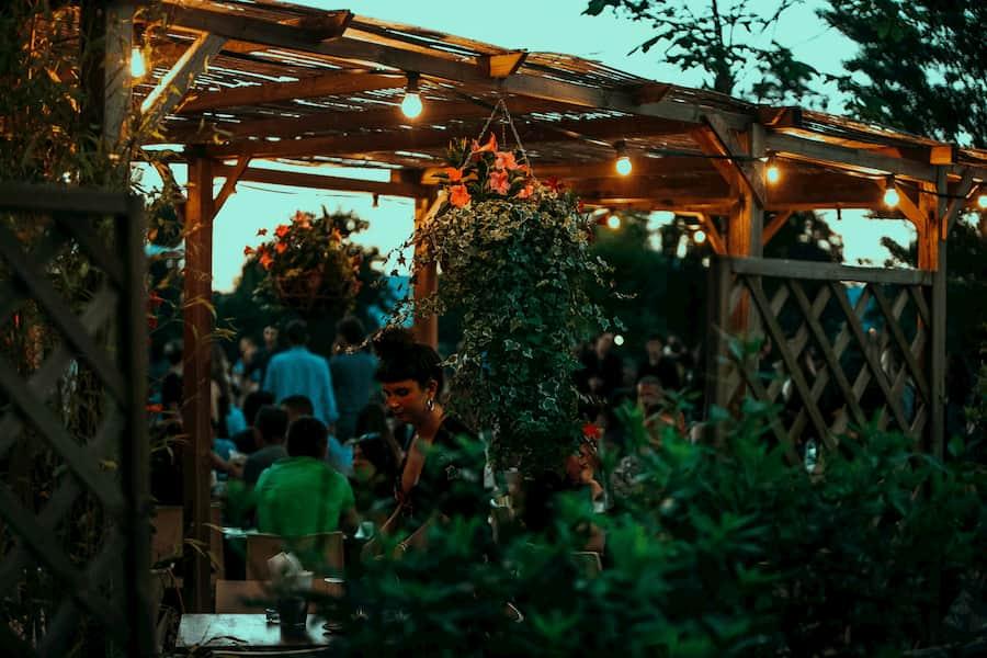 Estate Parco Anconella Garden Firenze sud ristorante chiosco