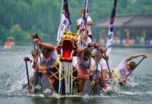 Eventi Firenze weekend 12 13 14 luglio 2019 dragon chinese boat