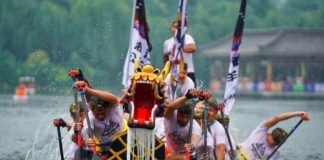 Eventi Firenze weekend 12 13 14 luglio 2019 dragon chinese boat
