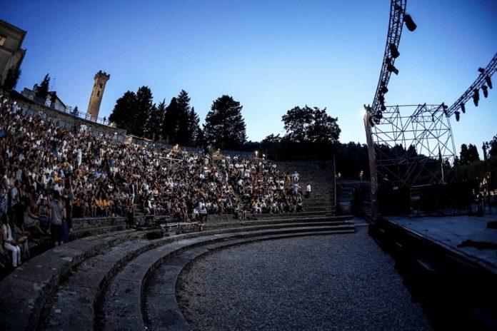 Teatro romano Fiesole Cinema all'aperto