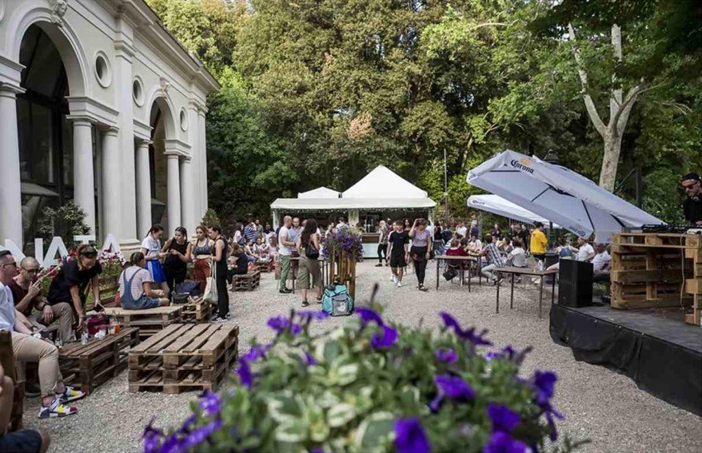 Limonaia Villa Strozzi estate 2019 programma