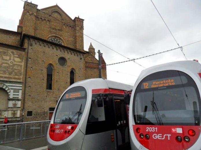 Tramvia Firenze linea 2 Sesto Fiorentino