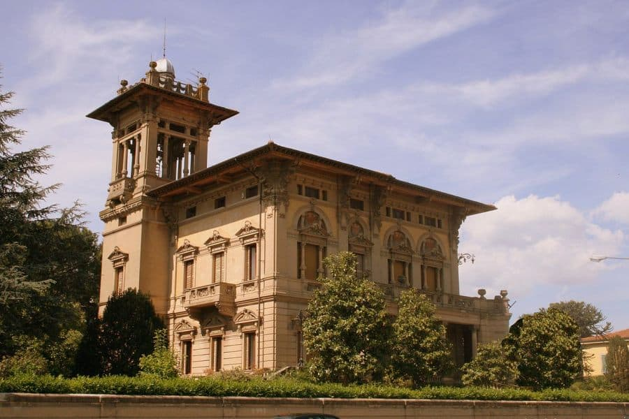 Villa Masini Art Nouveau week Firenze dintorni