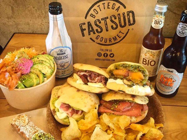 FastSud, la bottega gourmet che porta Puglia e Sicilia a Firenze
