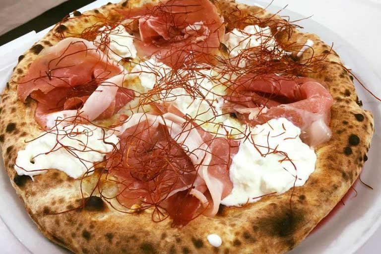 il vecchio e il mare pizza