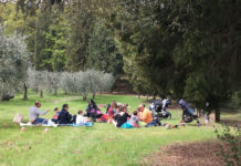 Parco Poggio Valicaia Scandicci