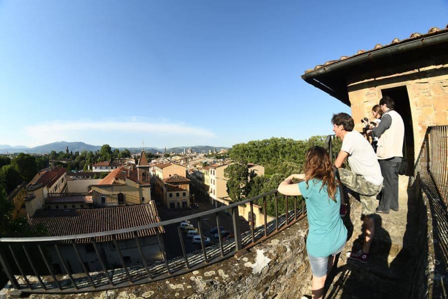 Torri porte Firenze da vedere Porta romana visite guidate