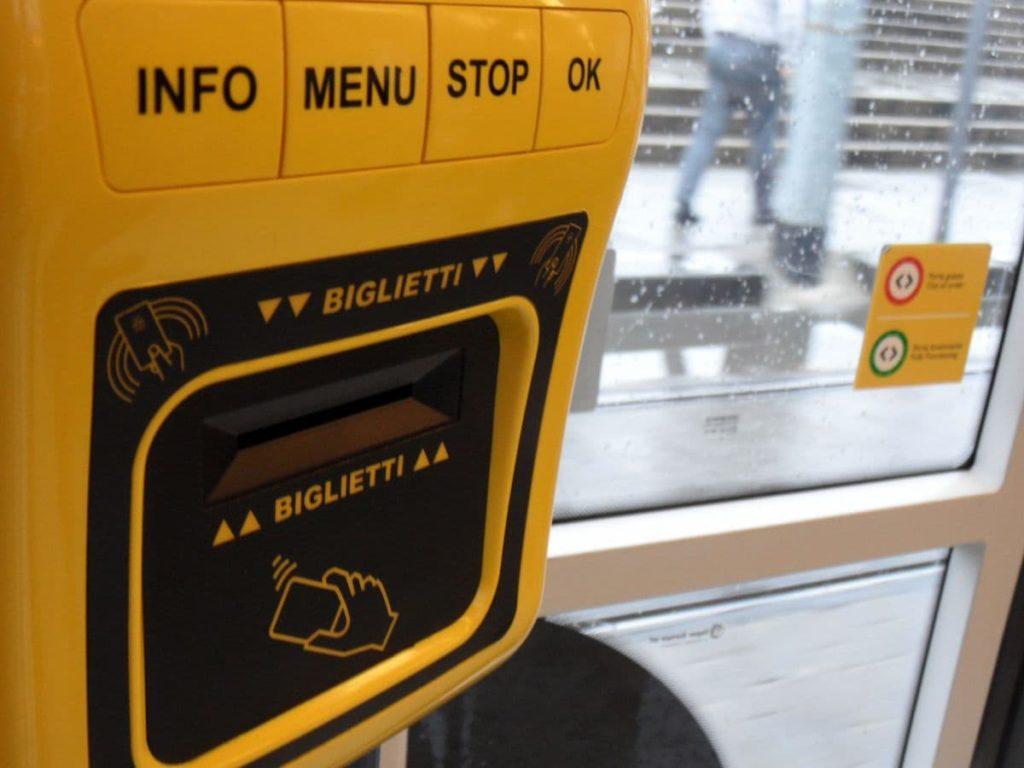 Biglietti bus tramvia Firenze abbonamenti