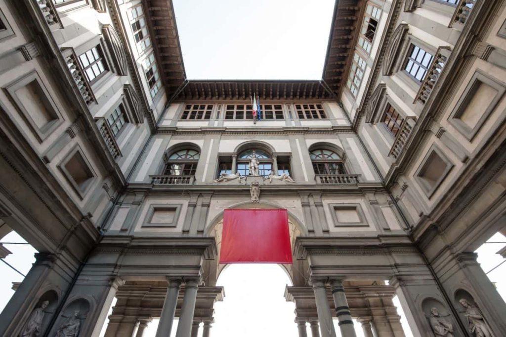 Ferragosto 2019 15 agosto Uffizi aperti