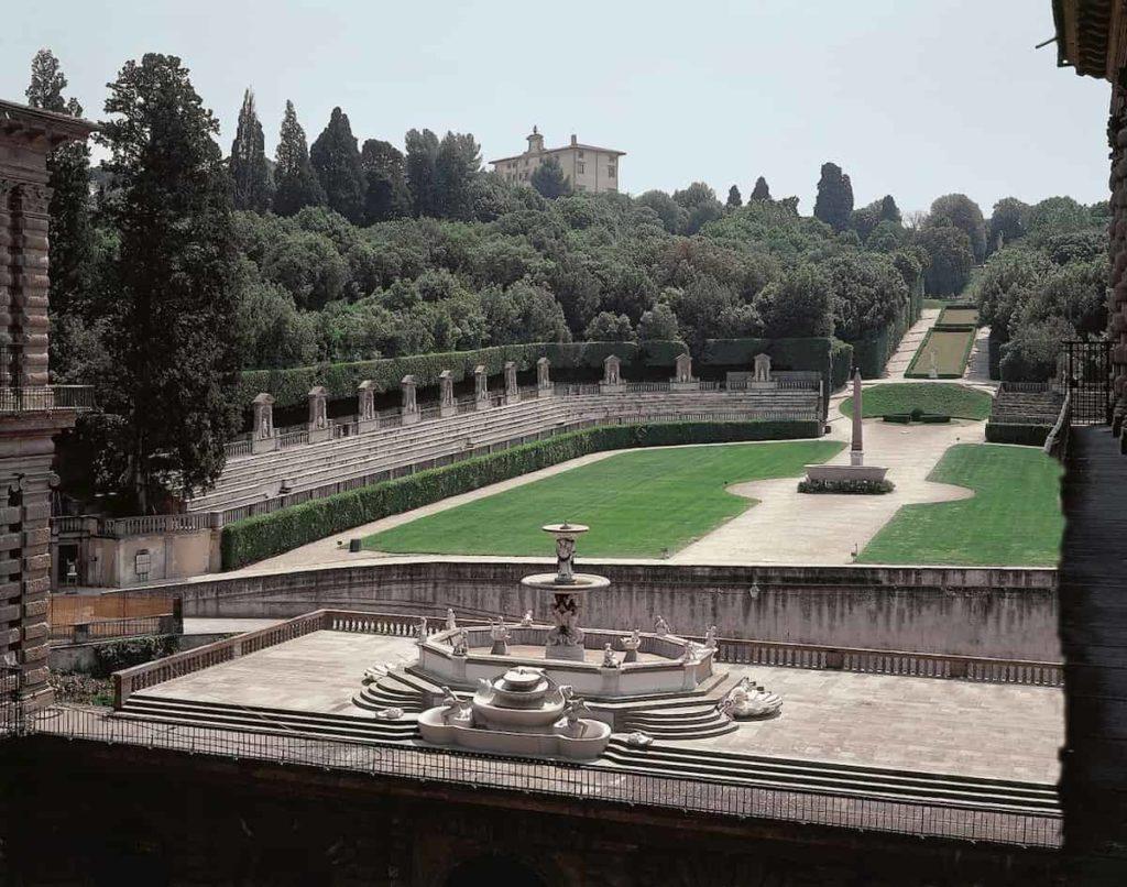 Giardino Boboli Firenze gratis