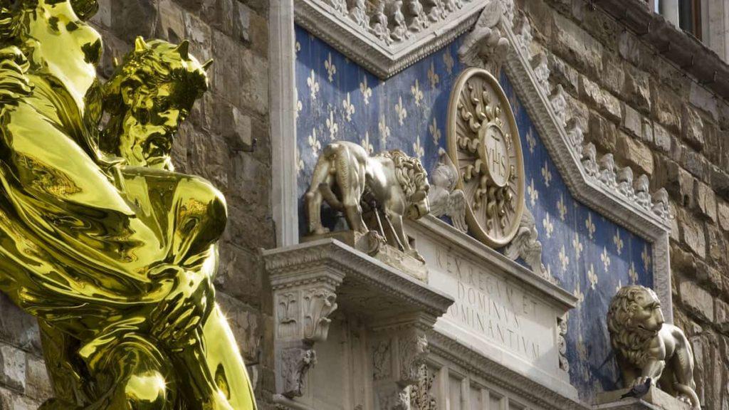 Jeff Koons Firenze Palazzo Strozzi calendario mostre 2019 2020