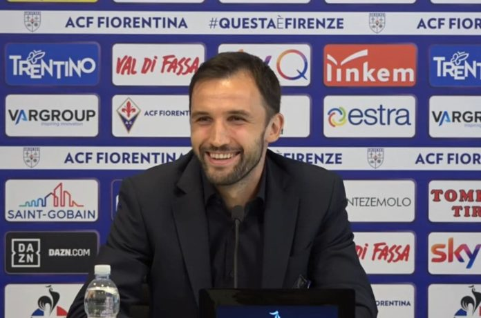 Fiorentina MIlan Badelj presentazione