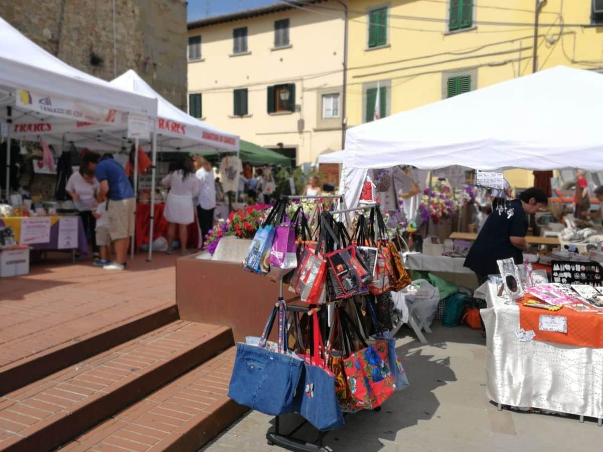 Calendario Fiere Toscana 2020.Antica Fiera Di Lastra A Signa 2019 Il Programma Il Reporter