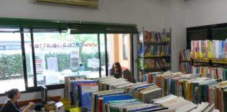 Mercatino libri Isolotto chiuso