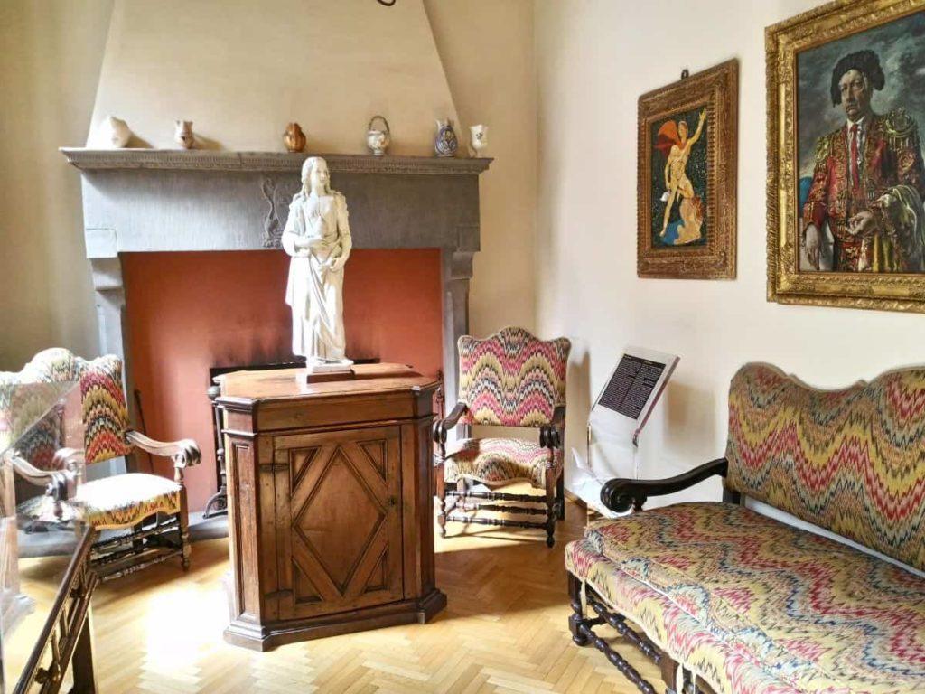 Casa Siviero musei gratis Firenze