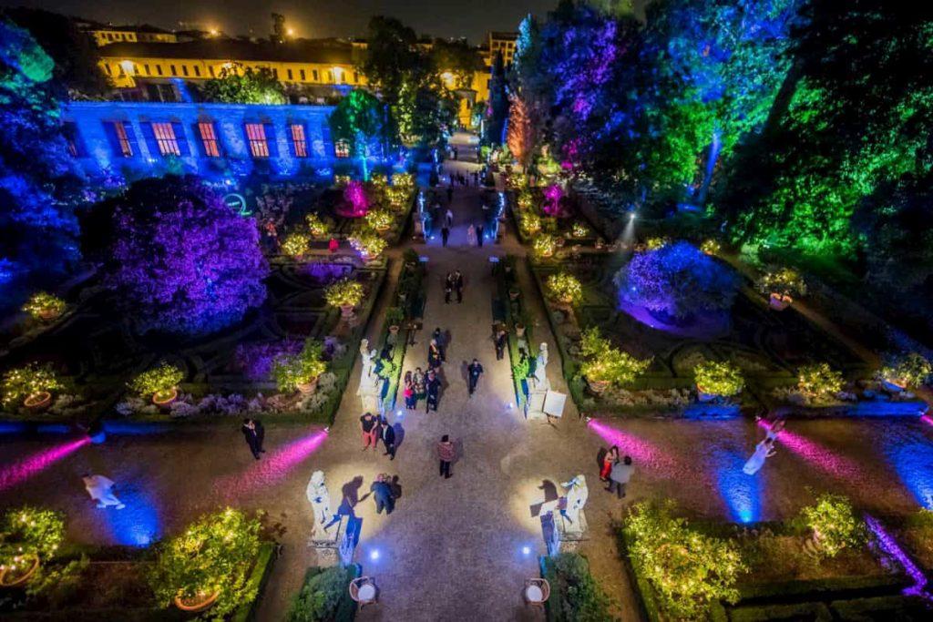 New Generation giardino Corsini
